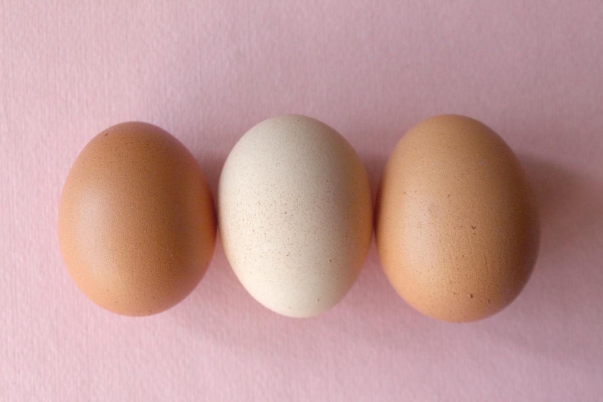 Mascarilla de huevo