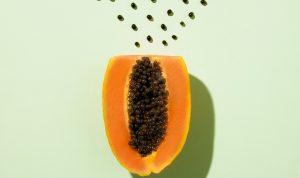 Mascarilla de papaya