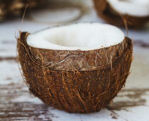 Mascarilla de coco