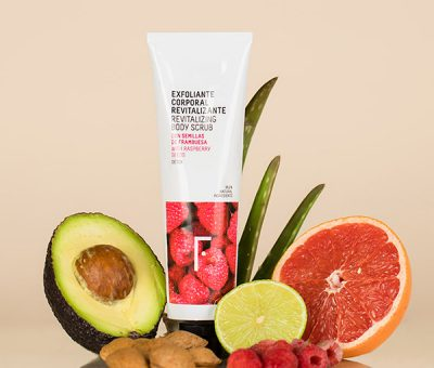 Exfoliante corporal Freshly Cosmetics