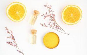 exfoliante limon