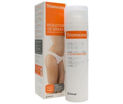 Thiomucase reductor de grasa