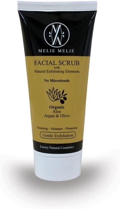 Exfoliante facial scrub, Melie Melie