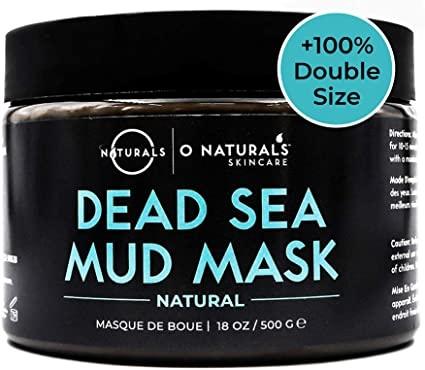 Mascarilla del Mar Muerto de O Naturals
