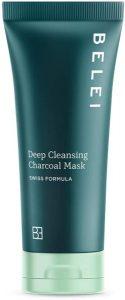 Belei, Máscara de limpieza profunda con carbón activado