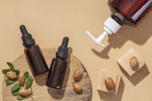aceite piel propiedades