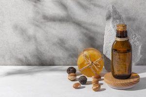 aceite argan piel