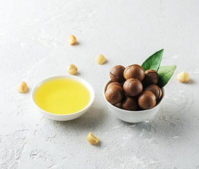 aceite macadamia