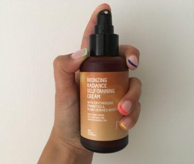 bronzing radiance freshly